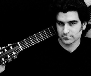 Patrice Servant, guitar