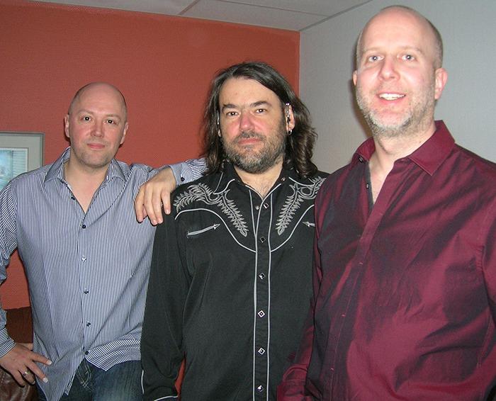 G3 - Montreal Guitare Trio