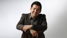 Pianist Ian Parker