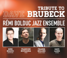 remi buldoc jazz ensemble tribute to brubeck