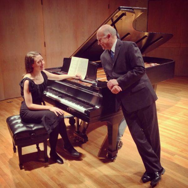 Pianist Sarah Hagen & Tenor Benjamin Butterfield