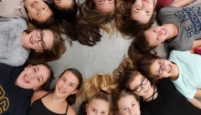 Inter Contemporary Dance Group from Accentz studio