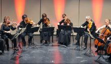 Saguenay and Lafayette String Quartets