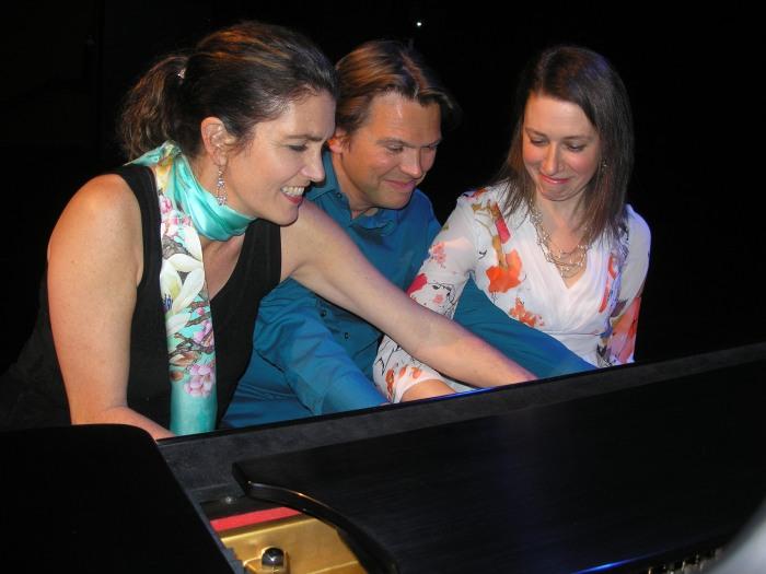Bergmann Duo with Sarah Hagen